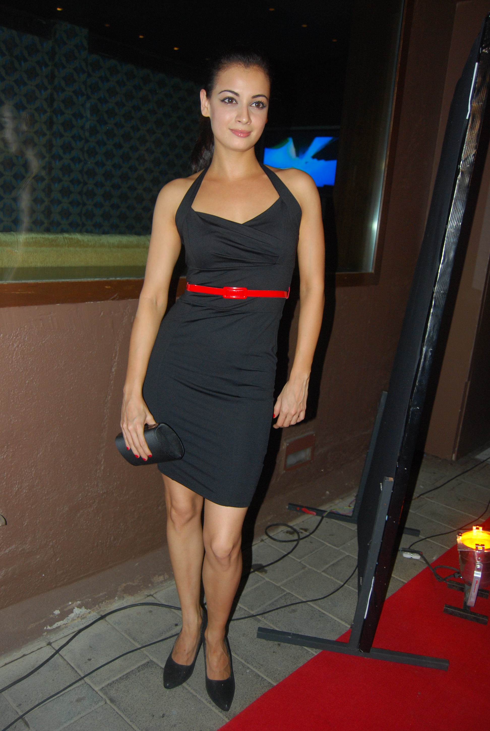 Sexy Dia Mirza At A Public Event  Photo Press-2120