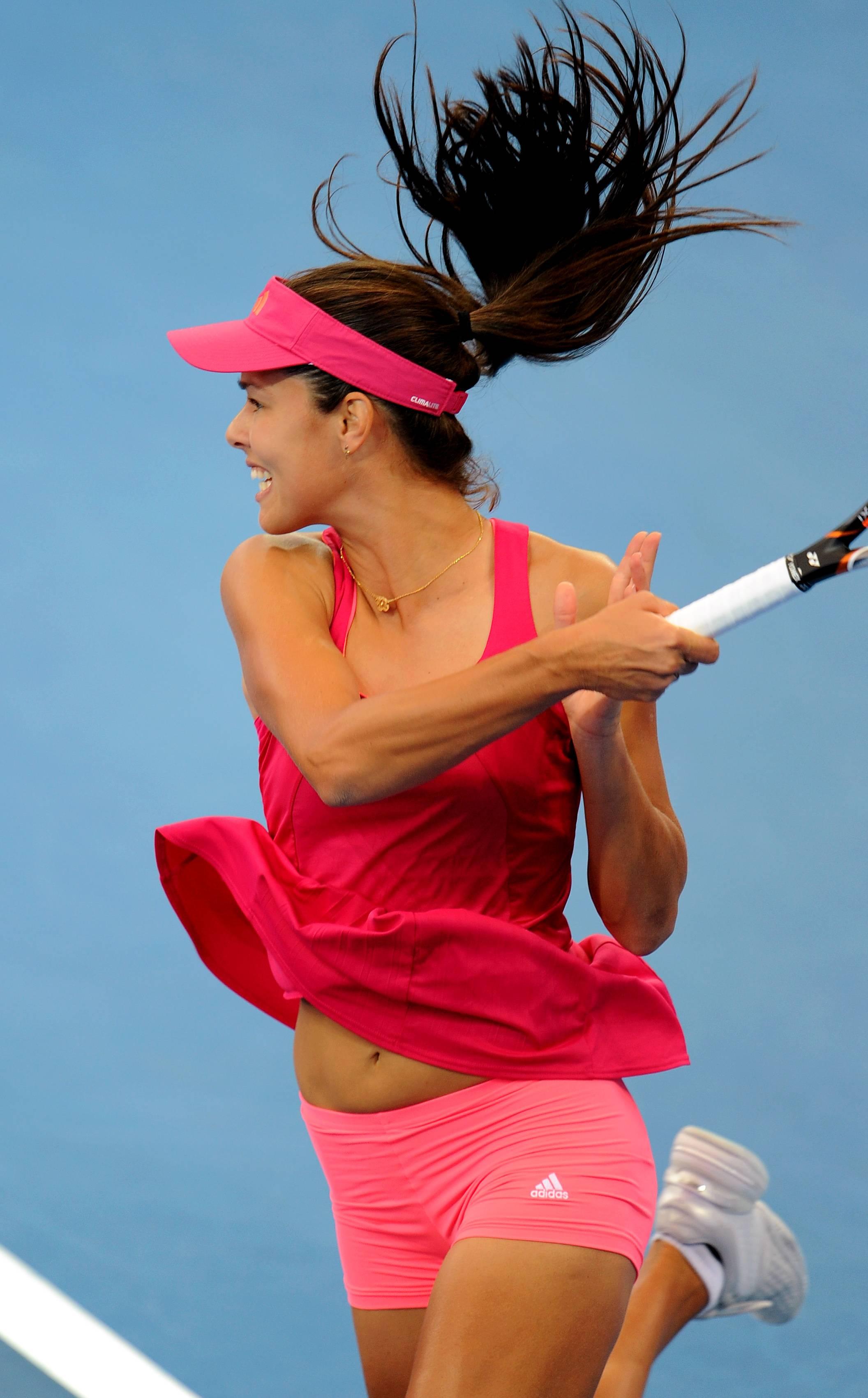 Ivanovic tennis hot players ana